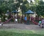 Greenbelt Playground in Buddy Attick Park, Courtesy City of Greenbelt