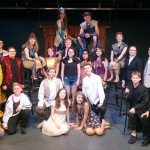 The full cast of Camp Encore.  Photo by Kate Magill