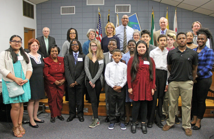 ACE Student Awards Presented To Outstanding Local Students
