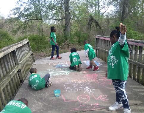 Earth Squad Kids Become Environmental Stewards