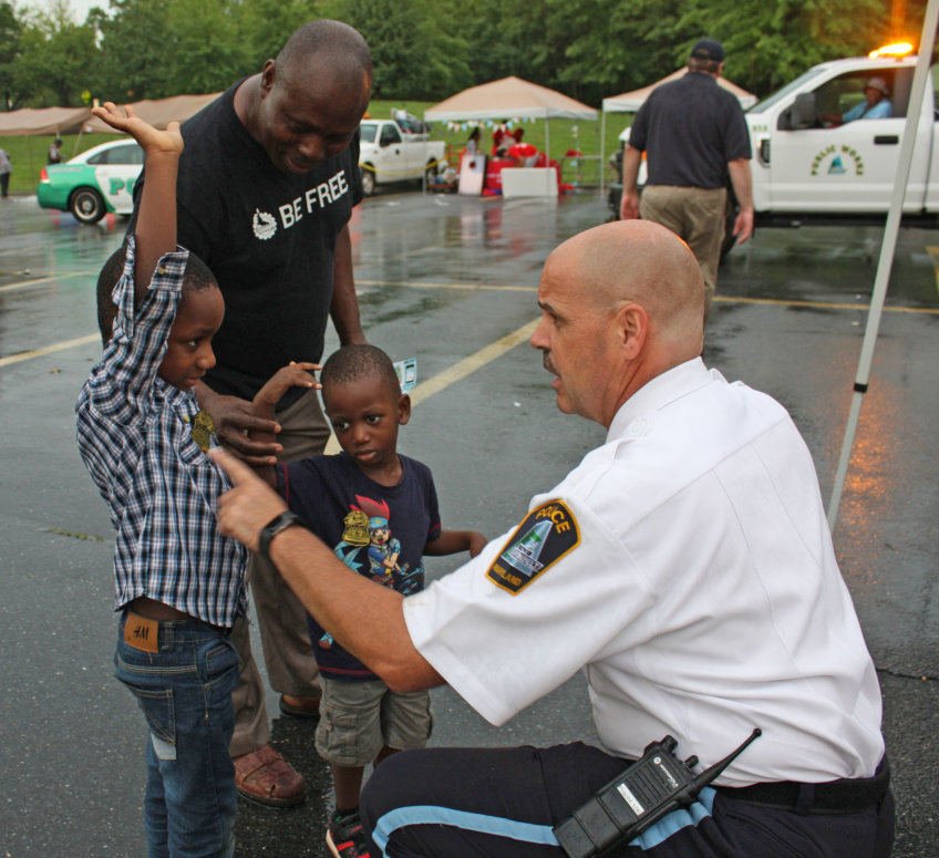 Food, Fun and Festivities At National Night Out